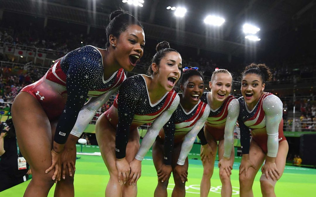 USA Women's Gymnastics Team 2017 – Where Are They Now?